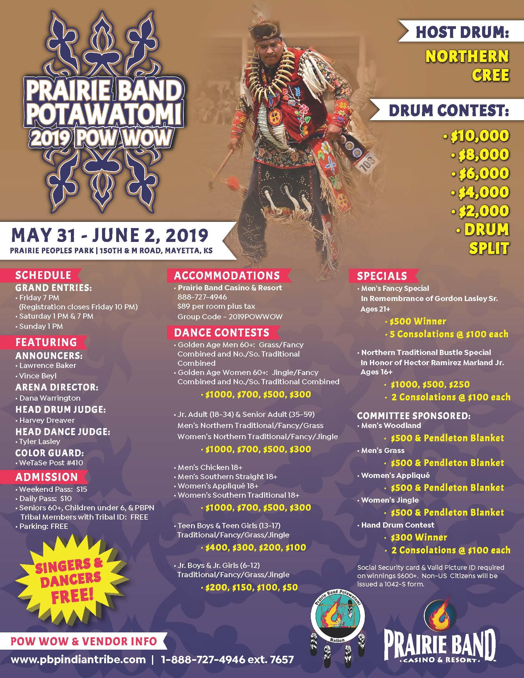 2019 pbpn powwow