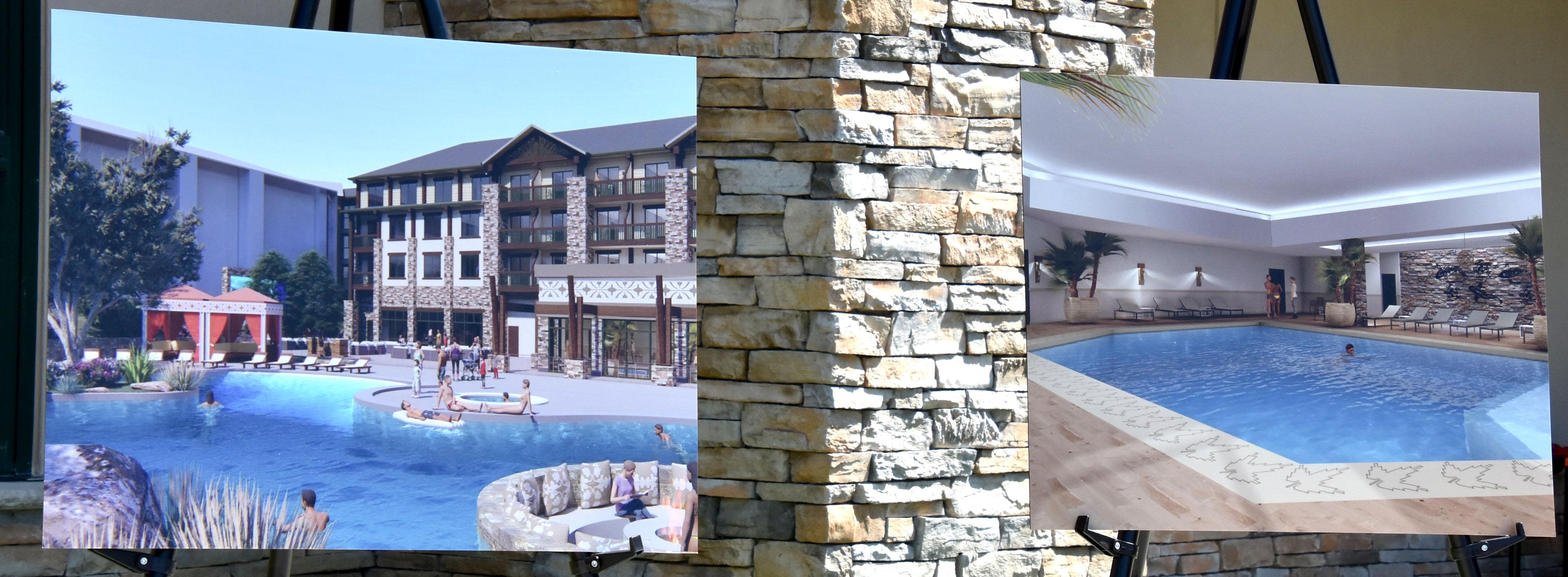 Prairie band casino remodel renovation expansion puyallup casino resort